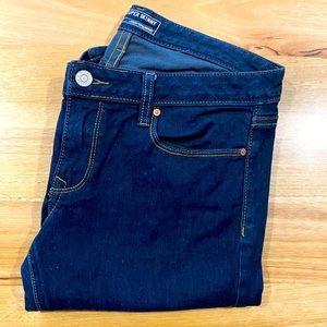 Jeanswest size 11 skinny dark denim jeans